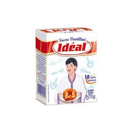 SUCRE VANILLE 10S IDEAL