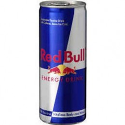 BOSSON ENERGETIQUE RED BULL
