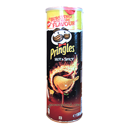 CHIPS HOT & SPICY 165G